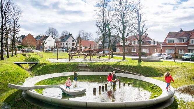 Hemelwateras in Edegemsesteenweg maakt kans op Prijs Publieke Ruimte