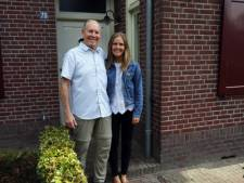 Zoon Amerikaanse militair bezoekt onderduikadres vader in Hoogeloon