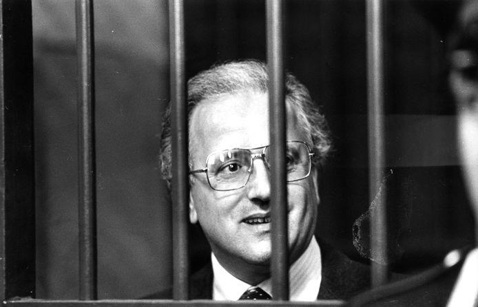 Le boss mafieux Raffaele Cutolo