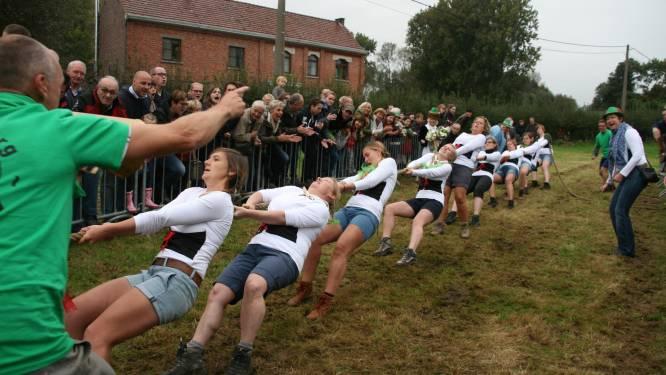 Lustrumviering touwtrekwedstrijd Keeremes Tem Beirg intussen met zes teams, ook tal van andere activiteiten