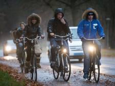 Inhaalstroken op fietspad Bennekom moeten ergernis en ongelukken voorkomen