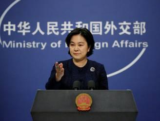 China kondigt sancties aan tegen VS over Hongkong en Taiwan