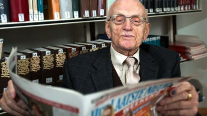 Gustavus Leclercq (106) is nieuwe oudste man van België