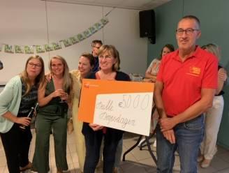 Dulle Dorpsdagen schenkt 5.000 euro aan school Heikant