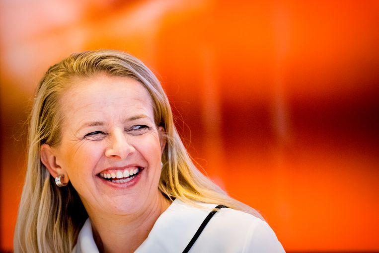 Het vermogen van prinses Mabel van Oranje verdubbelde bijna, tot 560 miljoen euro.  Beeld ANP