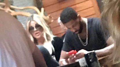 Verrassend: Khloé Kardashian blijft bij Tristan ondanks vreemdgaan