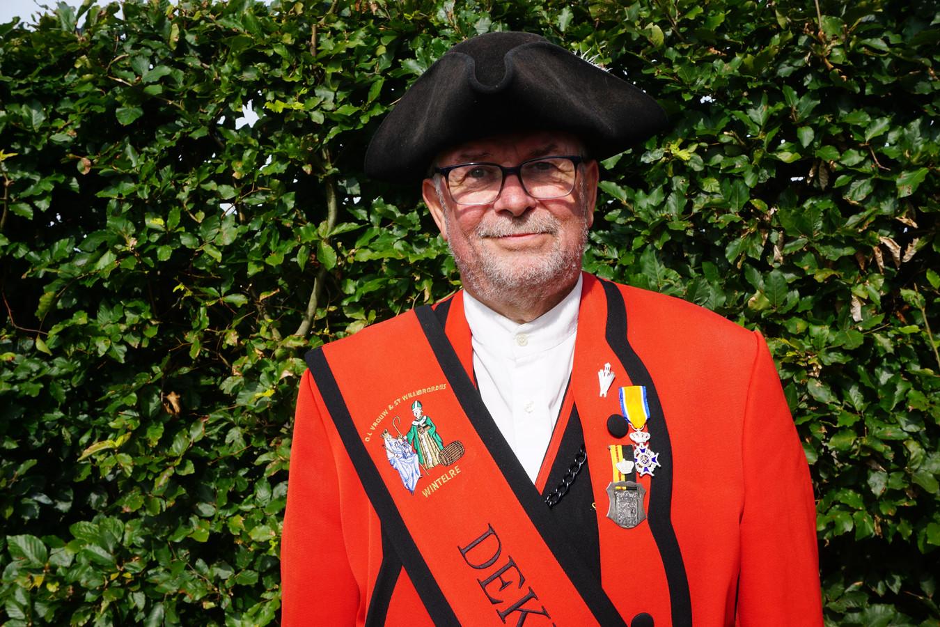 Ben van den Berk uit Wintelre.