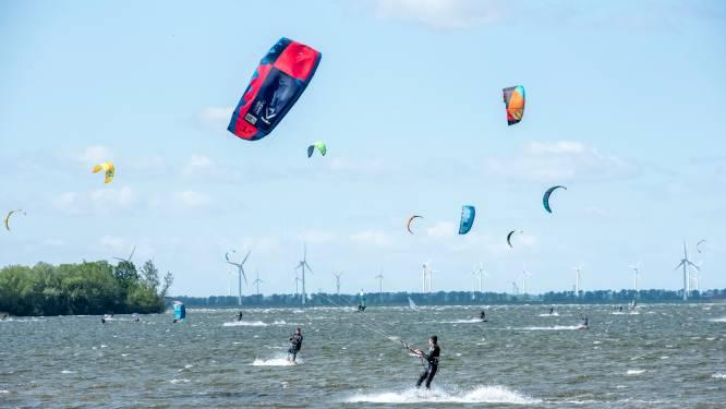 Waar kunnen kitesurfers los gaan in deze regio? Deze vier nieuwe plekken zijn in beeld: 'We zien goede kansen'