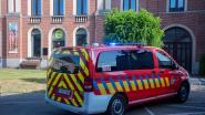 Brandalarm in Kunstacademie na stroompanne