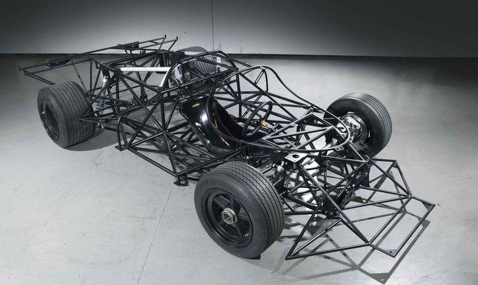 Porsche 917 replica buizenframe