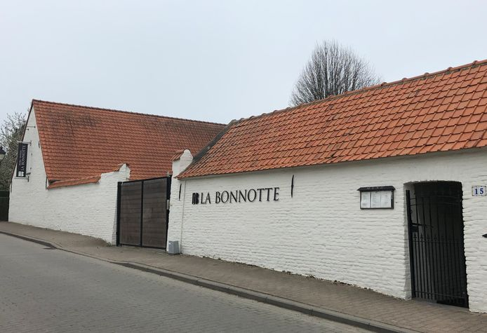 Restaurant La Bonnotte in Nukerke