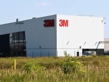Le gouvernement flamand met la société 3M et ses administrateurs en demeure