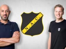 'Met Olij heeft NAC eindelijk opvolger van Ten Rouwelaar'