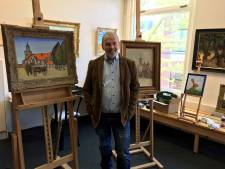 Robert Scholten wil met zijn nieuwe atelier kunst én Domenicus van Tol bekender maken