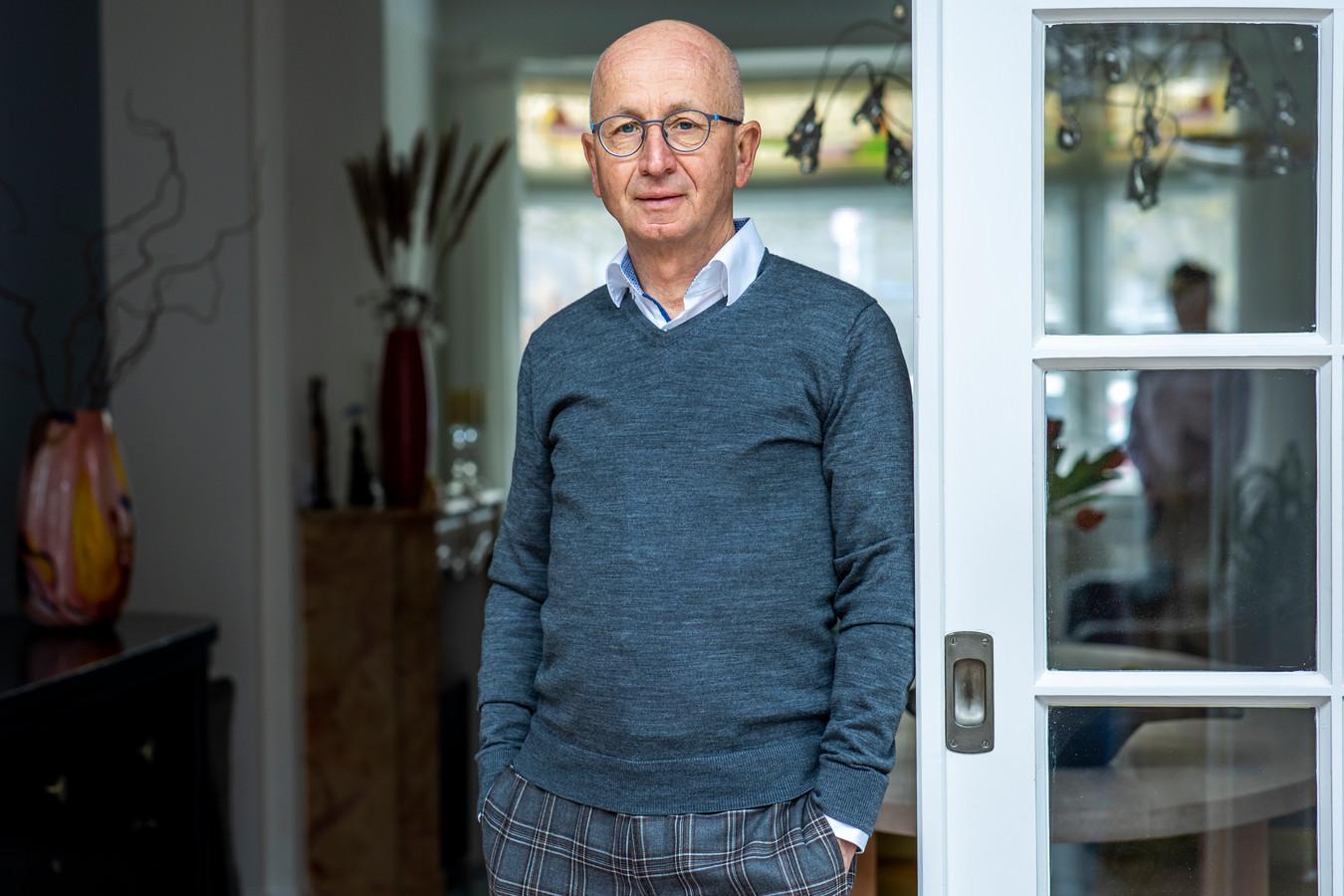 Matt Martens (66) heeft dringend een nieuwe nier nodig.