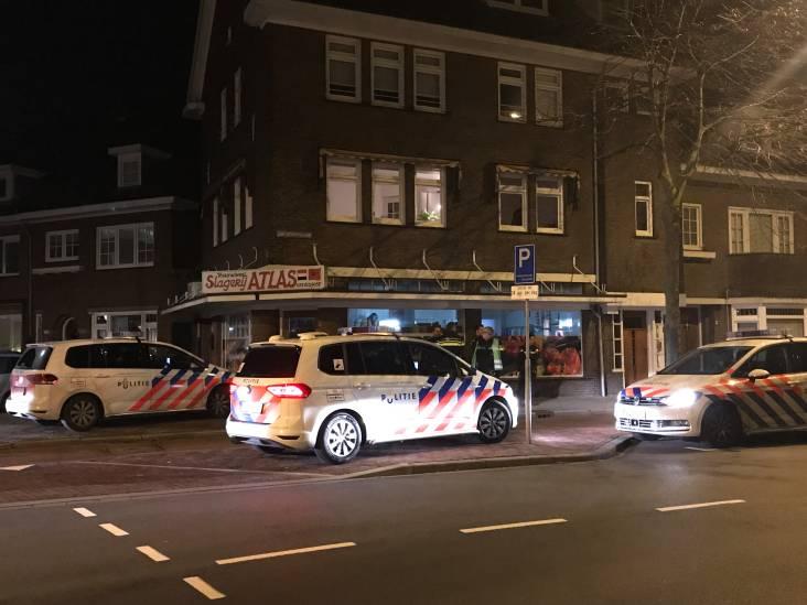 Schietpartij gemeld in Den Bosch, persoon aangehouden en geboeid afgevoerd