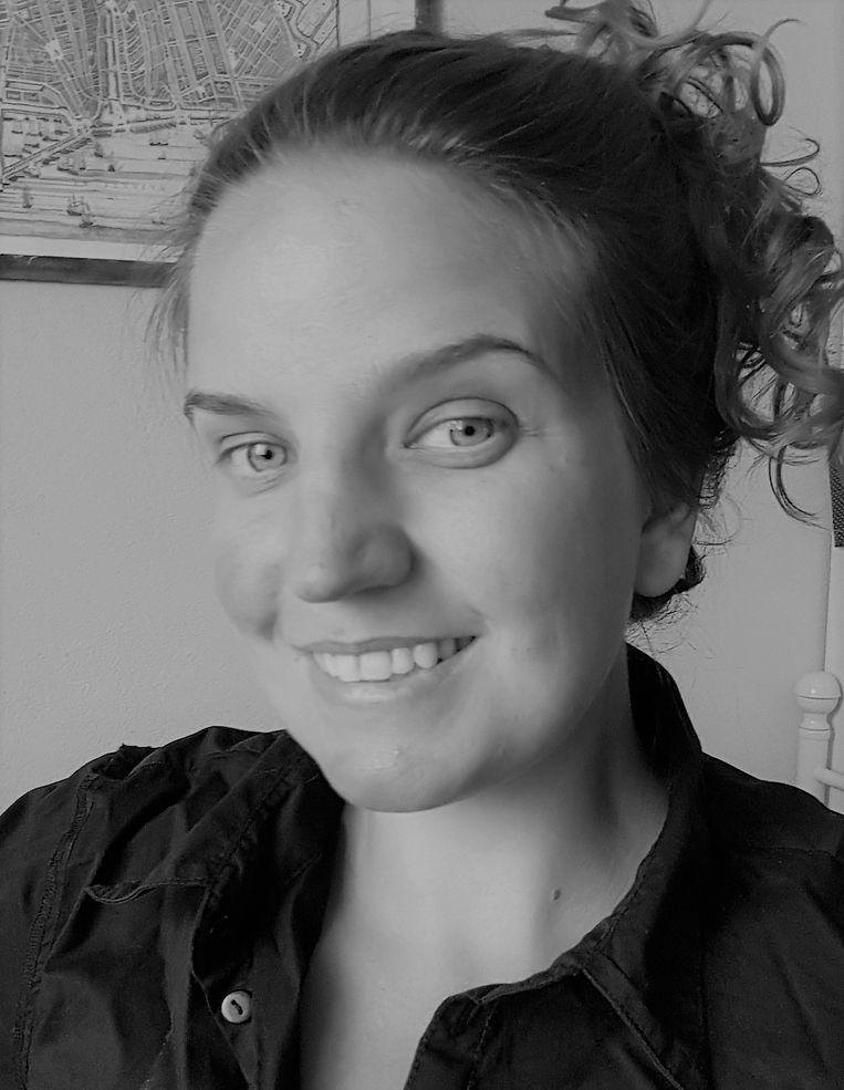 Angelique van der Pol, directeur van Verhalenschat, waar onderzoek gedaan wordt over verborgen plekken of mensen van wie de geschiedenis onbekend is. Beeld