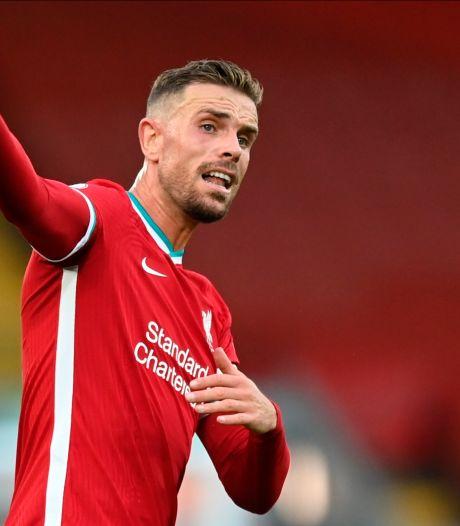 'Henderson organiseert spoedoverleg met Premier League-captains'