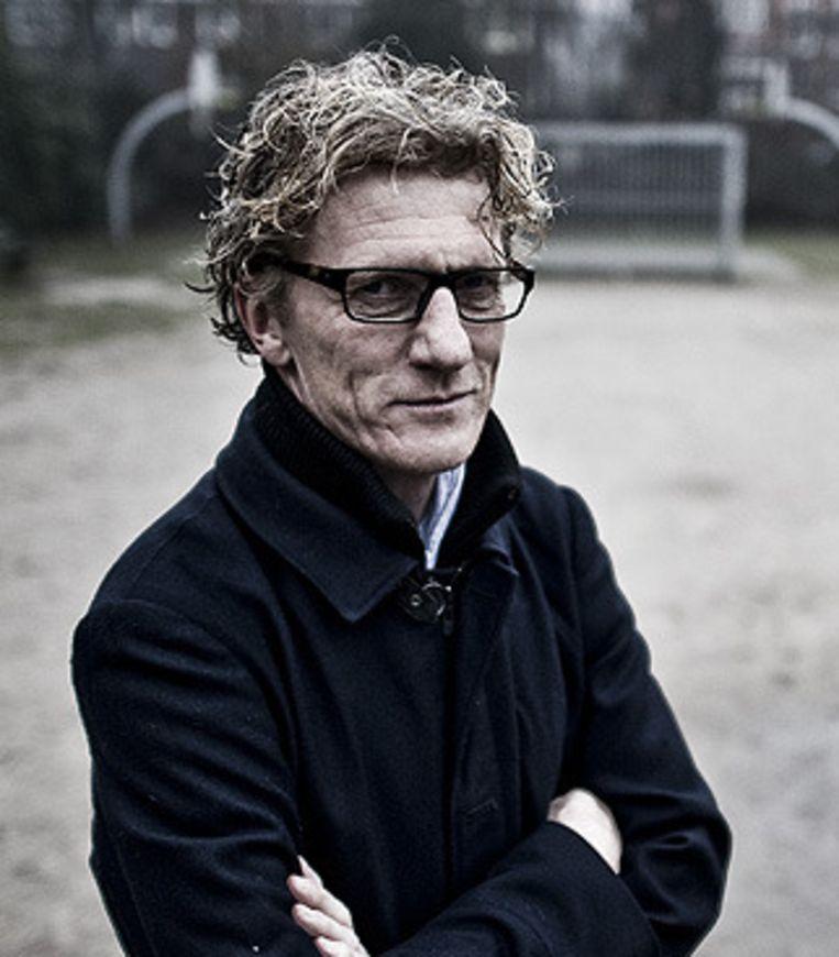 Marcel Rözer is journalist en schrijver. Beeld Rechtenvrij