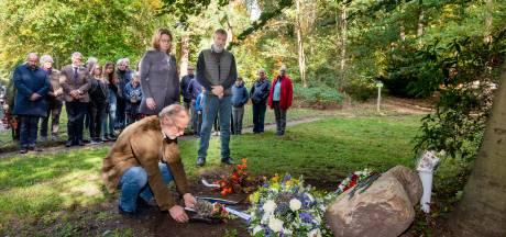 Indrukwekkende herdenking executie van drie Arnhemmers