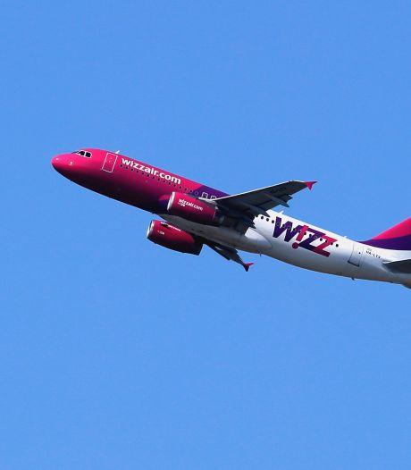 Wizz Air annonce une nouvelle destination au départ de Charleroi