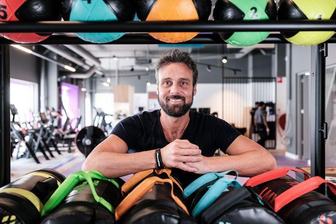 Remge Vink, eigenaar van AeroFitt Didam en Duiven.