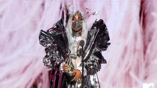 Lady Gaga en The Weeknd belangrijkste winnaars op coronaproof editie MTV VMA's