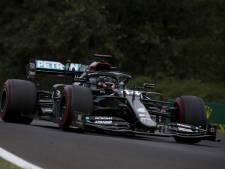 GP de Hongrie: Hamilton devant Bottas sur les premiers essais libres