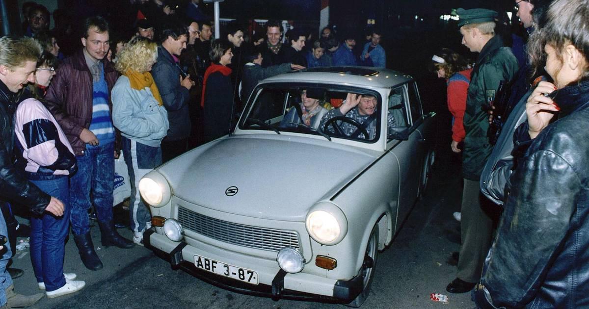 Immens populaire Trabant verslaat Tesla op de Duitse autowegen - AD.nl