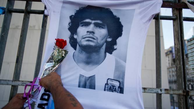 """Gevecht om erfenis van Maradona: """"Diego voelde zich verraden en beroofd door dochters"""""""