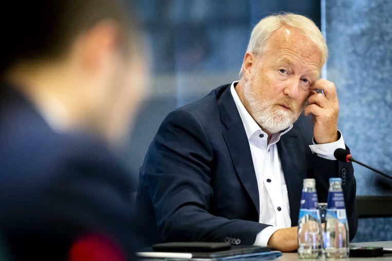Jaap van Dissel, directeur van het Centrum Infectieziektebestrijding van het RIVM. Beeld ANP
