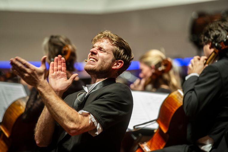Muziekgebouw Eindhoven  Philharmonie Zuid nederland Beeld Koen Verheijden