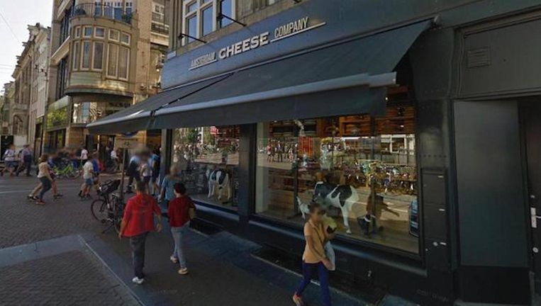 Amsterdam Cheese Company. Beeld Google Streetview