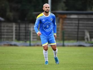 """Ahmed Sababti (35) valt uit met spierscheur bij Mariekerke-Branst dat verwachtingen (nog) niet inlost: """"Op halve kracht worden we geen kampioen"""""""