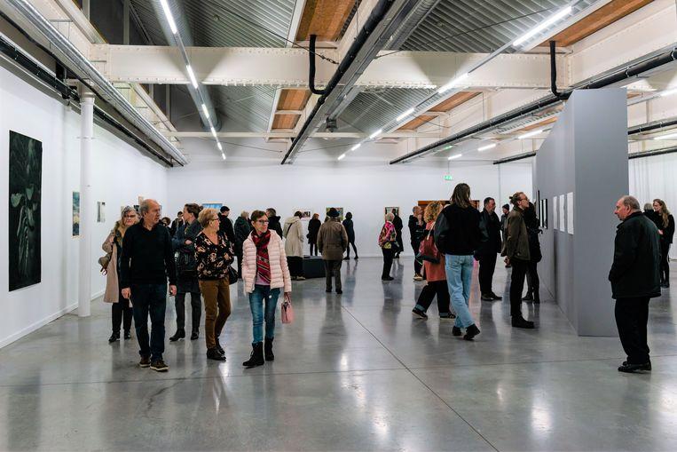 De werken van Ronse Drawing Prize zullen te zien zijn in CC De Ververij.