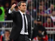 """Les adieux de Valverde: """"Des moments difficiles et durs"""""""