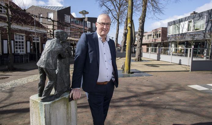 Wethouder Richard Kortenhoeven.