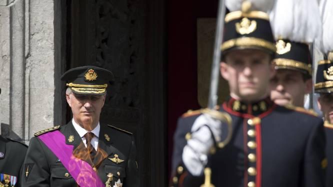 Bewaking koninklijke familie kostte in 2014 15,5 miljoen euro