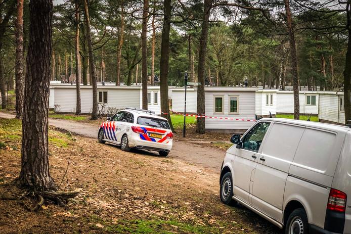 Dode aangetroffen in woning in bospark 't Wolfsven in Mierlo.