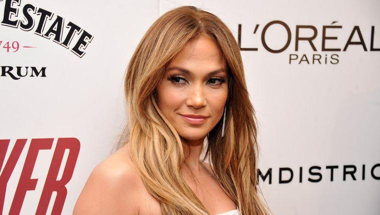 Jennifer Lopez Beeld getty
