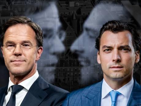 LIVE | Rutte en Baudet botsen gelijk: 'Kosten van blijven in unie zijn gigantisch'