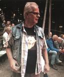 Harry Scholten, een eigengereide oude rocker uit Nijverdal.