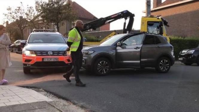 Opnieuw wagen van Gentse politie betrokken bij ongeval: twee agenten en andere bestuurder gewond
