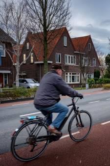 Maximaal 30 kilometer per uur op racebaan Julianalaan in Maassluis lijkt een utopie