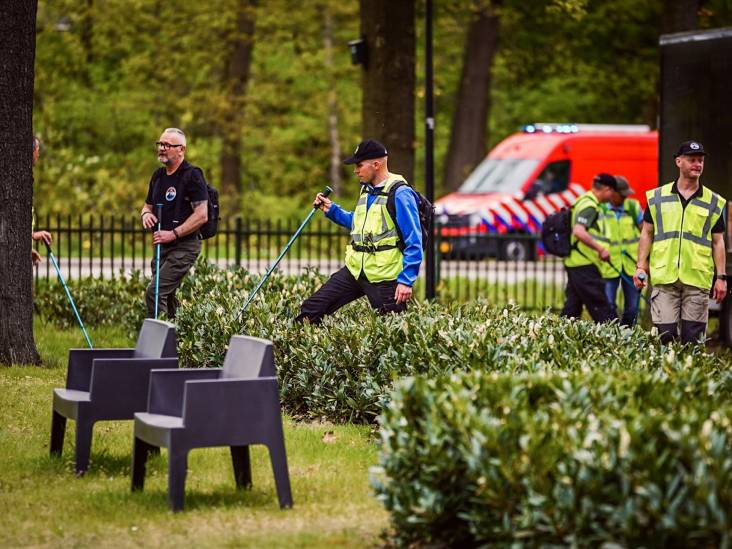 Man (73) die sinds zaterdagavond werd vermist uit Catharina Ziekenhuis Eindhoven gevonden in laadbak