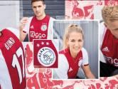 Ajax brengt ode aan Amsterdam met nieuw thuisshirt