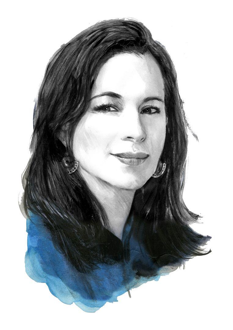 María Fernanda Espinosa (53) Beeld null