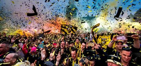 Supporters Vitesse woedend over 'broddelwerk' KNVB