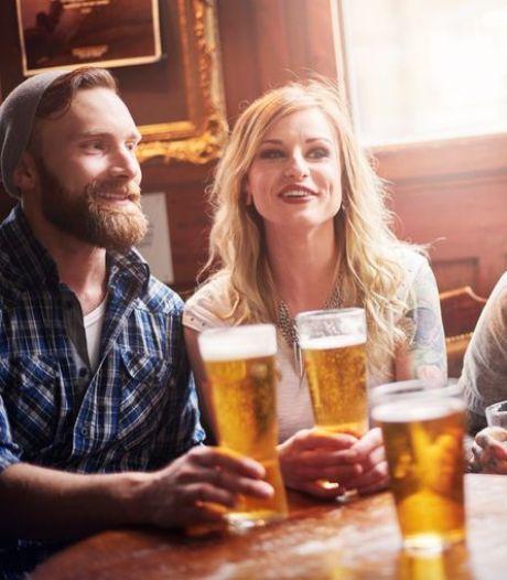 'Alcohol is cruciaal voor voortbestaan mensheid'