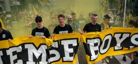 Spektakelmars voor Vitesse zet Arnhem op stelten: 'We zin de jonges uut Ernem - Ernemse Boys!'